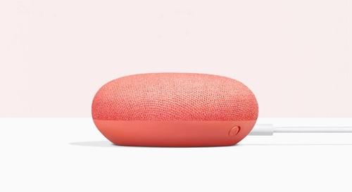 Gagnez votre enceinte intelligente Google Home Mini dans l'Équipe...