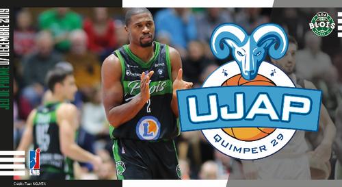 Gagnez vos places pour le match ADA Blois - UJAP Quimper 29