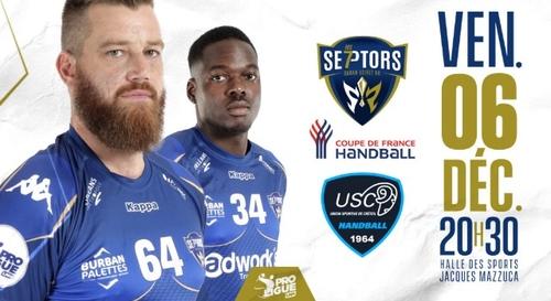 Gagnez vos places pour le match Saran Loiret Handball - US Créteil