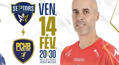 Handball : Gagnez vos places pour le match Saran - Pontault-Combault
