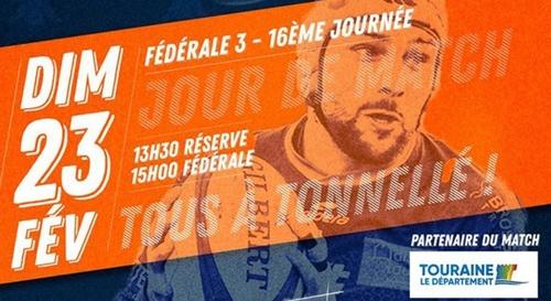 Rugby : Gagnez vos places pour le match US Tours - Poitiers