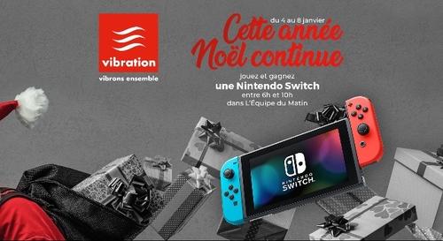 Gagnez votre console Nintendo Switch Animal Crossing dans l'Equipe...