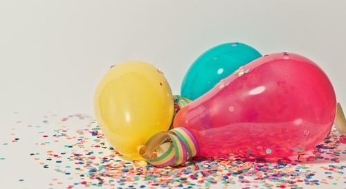 Vibration fête les anniversaires des enfants en direct
