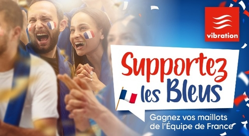 Euro 2020 : gagnez vos maillots de l'Équipe de France !