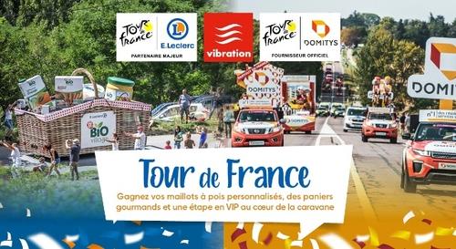 Tour de France : gagnez votre maillot à pois et assistez à une...