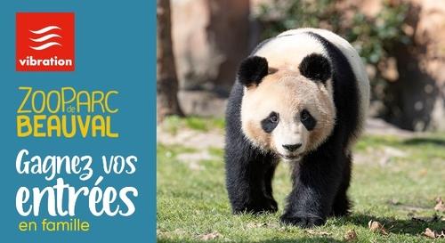 Gagnez vos 4 entrées au ZooParc de Beauval