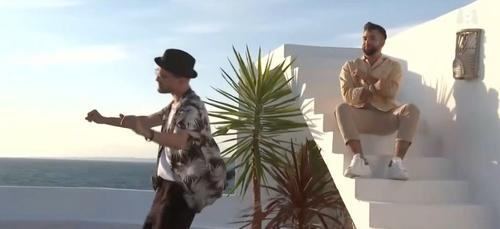 """""""Bebeto"""" : les premières images du clip de Kendji Girac et Soolking..."""