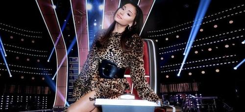 """Ariana Grande devient coach de """"The Voice"""" avec le meilleur salaire..."""