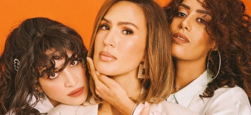 """Sorore"" : Amel Bent, Vitaa et Camélia Jordana annoncent la sortie..."
