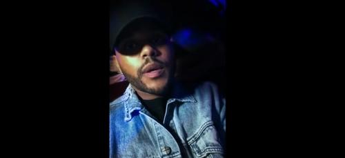 The Weeknd dévoile un nouveau clip pour un morceau datant de 2018...