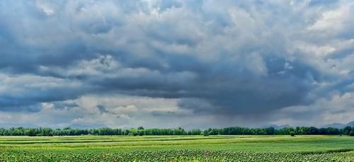 Météo du week-end : un ciel chargé et des averses orageuses