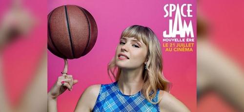 """Angèle intègre le casting de """"Space Jam 2"""" pour doubler Lola Bunny"""