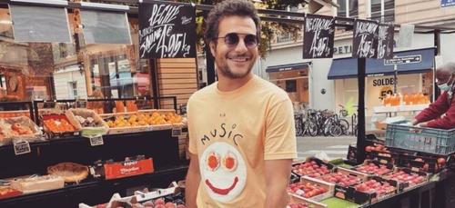 Amir annonce une collaboration exclusive avec la chanteuse Sia
