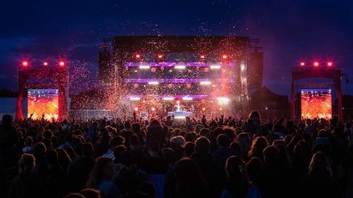 Tour Vibration à Blois : une soirée magique pour plus de 30 000...