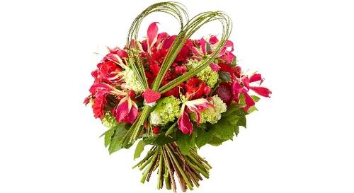 SAINT VALENTIN : Gagnez votre bouquet de fleurs