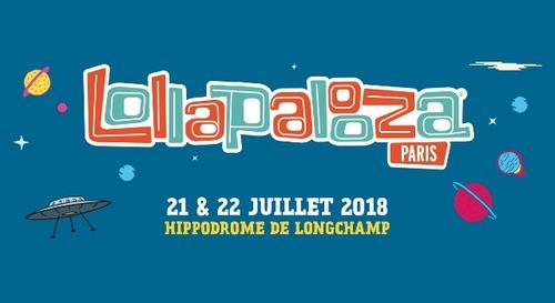 A GAGNER : Vos places pour le festival Lollapalooza avec Depeche...