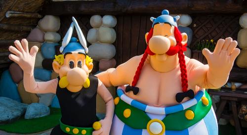 Gagnez vos entrées pour le Parc Astérix !