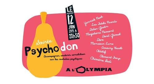 Gagnez vos places pour la soirée Psychodon avec Yannick Noah,...