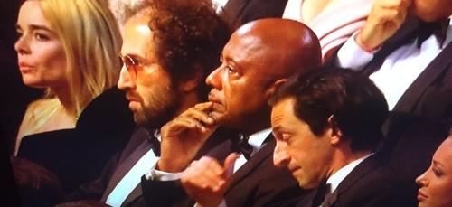 Un membre de Daft Punk dévoile son visage à Cannes