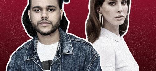 """Lana Del Rey flirte avec The Weeknd dans son clip """"Lust For Life"""""""
