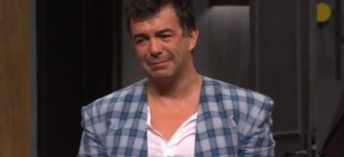Stéphane Plaza fond en larmes sur scène