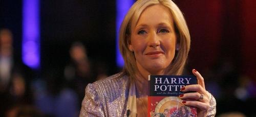 Harry Potter : J.K. Rowling dévoile une info inédite sur le sorcier !