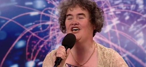 Susan Boyle : après avoir été agressée, elle a peur pour sa vie !