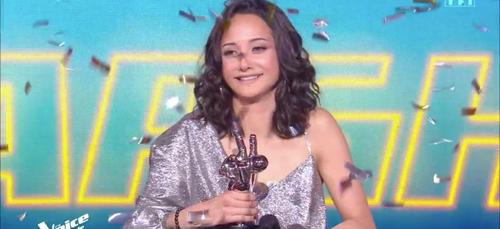 The Voice : Marghe remporte la Finale (Vidéo)