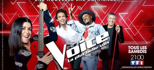 The Voice : découvrez l'impressionnant premier talent de la saison...