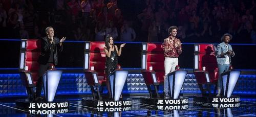 The Voice 8 : une ancienne candidate de l'Eurovision séduit le jury
