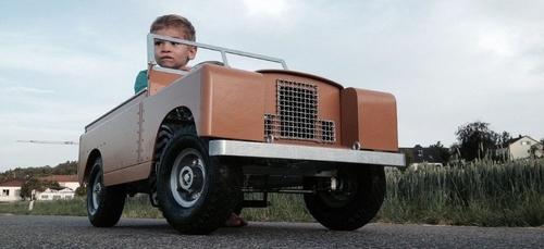 Petites voitures électriques à l'hôpital, une affaire qui roule
