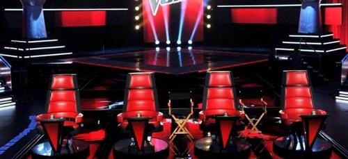 The Voice : les nouveaux coachs se mettent en scène dans une...