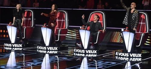The Voice : l'aventure continue ce soir sur TF1 !