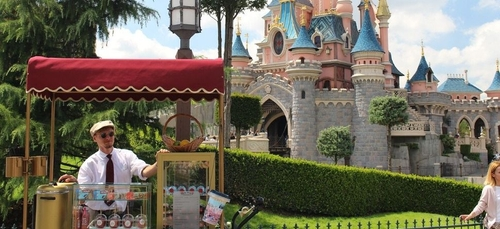 Disneyland Paris redistribue 15 tonnes de nourriture