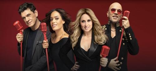 The Voice : l'équipe d'Amel Bent est prête pour la demi-finale...