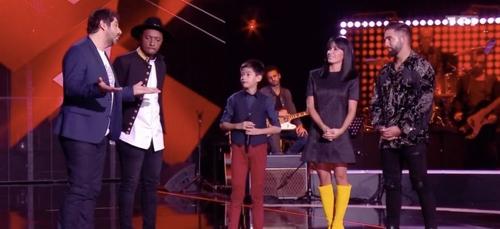 The Voice Kids : un talent bouleverse les quatre coachs (Vidéo)