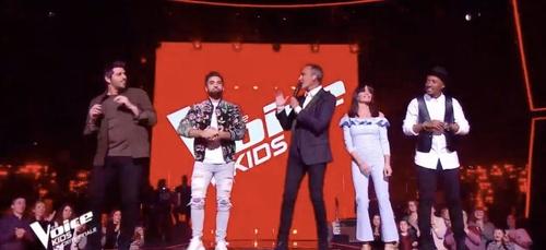 The Voice Kids : rendez-vous ce soir pour la demi-finale ! (Extrait)