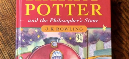 Harry Potter : cet exemplaire du premier tome vaut une fortune !