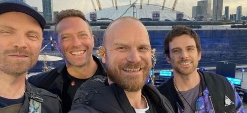 """""""Music of the Spheres"""" : le groupe Coldplay annonce la date de..."""