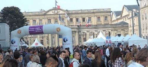 2 jours utiles pour trouver un apprentissage ou un emploi à Bordeaux