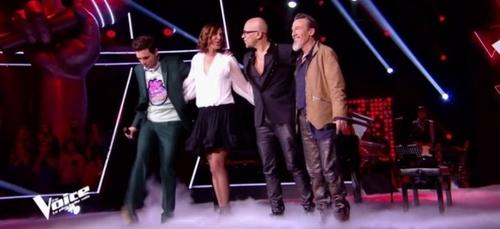 The Voice 7 : les Kriill et Ecco s'imposent avec panache et talent...