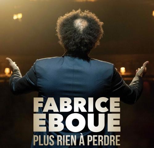 Gagnez vos places pour le nouveau spectacle de Fabrice Eboué !