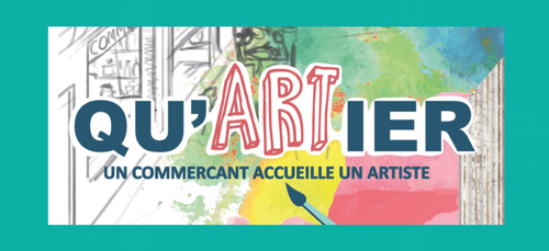 Bordeaux : l'art s'invite chez les commerçants