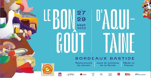 Le Bon Goût d'Aquitaine : trois jours de dégustations, de...
