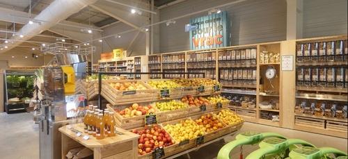 Sainte-Eulalie : un magasin spécialisé bio a ouvert ses portes
