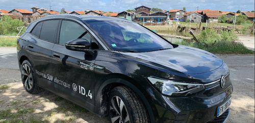 Road trip WIT FM : 2ème étape avec l'ID.4 de Volkswagen