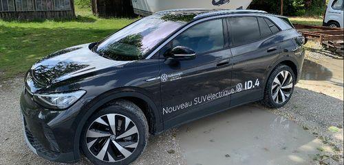 Road trip WIT FM : 3ème étape avec l'ID.4 de Volkswagen