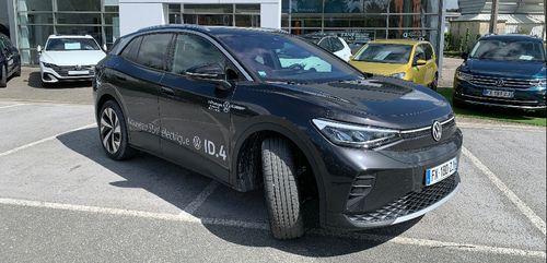 Road trip WIT FM : 4ème étape avec l'ID.4 de Volkswagen