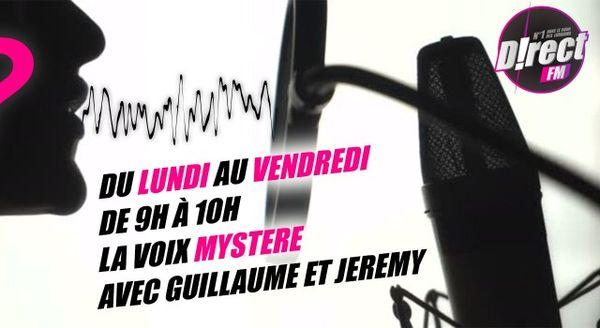 La voix mystère sur Direct FM