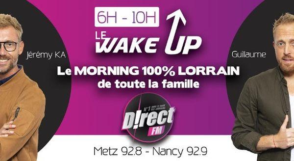 Le Wake Up